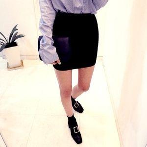 Pencil Mini Skirt